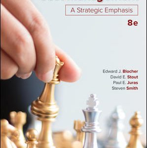 Test Bank for Cost Management: A Strategic Emphasis 8th Edition By Blocher