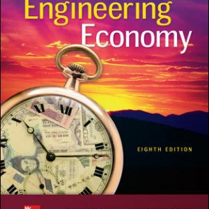 Test Bank For Engineering Economy 8th Edition By Blank