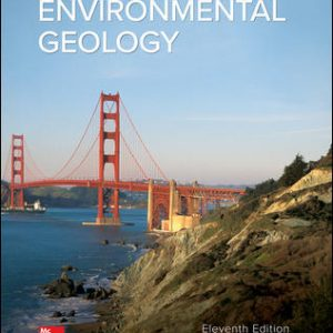 Test Bank For Environmental Geology 11th Edition By Montgomery