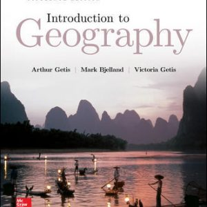 Test Bank for Introduction to Geography 15th Edition By Getis
