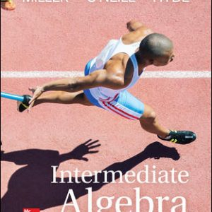 Test Bank For Intermediate Algebra 5th Edition By Miller