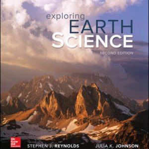 Test Bank For Exploring Earth Science 2nd Edition By Reynolds