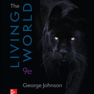 Test Bank For The Living World 9th Edition By Johnson