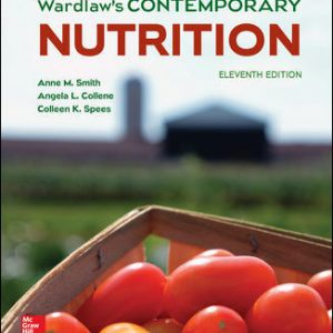 Test Bank For Wardlaw's Contemporary Nutrition 11th Edition By Smith
