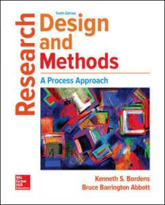 Test Bank For Research Design and Methods: A Process Approach 10th Edition By Bordens
