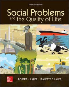 Test Bank For Social Problems and the Quality of Life 14th Edition By Lauer