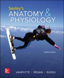 Test Bank for Seeley's Anatomy & Physiology 12th Edition By VanPutte