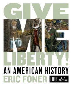 Test Bank for Give Me Liberty! An American History Brief Sixth Edition by Foner