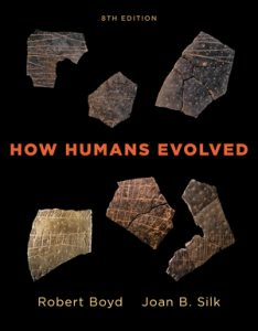 Test Bank for How Humans Evolved 8th edition by Robert Boyd ISBN 9780393630152