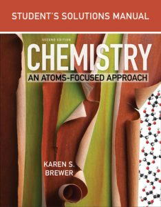 Test Bank for Chemistry An Atoms-Focused Approach 2nd edition by Gilbert