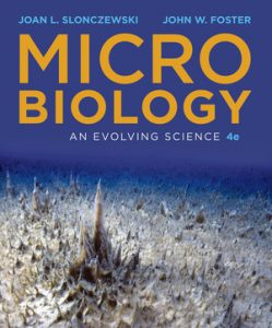 Test Bank for Microbiology An Evolving Science 4th edition by Slonczewski