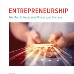 Test Bank For ENTREPRENEURSHIP: The Art, Science, and Process for Success 3rd Edition By Bamford