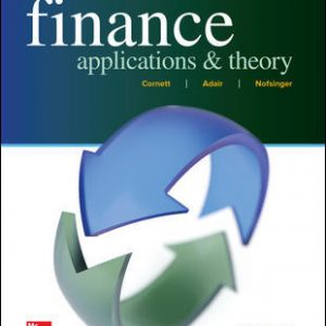 Test Bank For Finance: Applications and Theory 4th Edition By Cornett