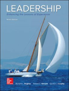 Test Bank For Leadership: Enhancing the Lessons of Experience 9th Edition By Hughes