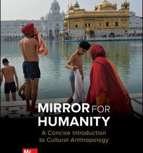 Test Bank For MIRROR HUMANITY: CONCISE INTRO CULTURAL ANTHRO 12th Edition By Kottak