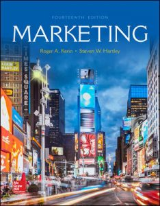 Test Bank For Marketing 14th Edition By Kerin