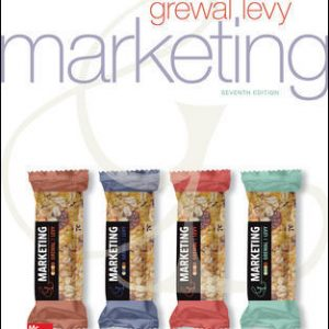 Test Bank For Marketing 7th Edition By Grewal