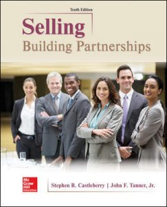 Test Bank For Selling: Building Partnerships 10th Edition By Castleberry