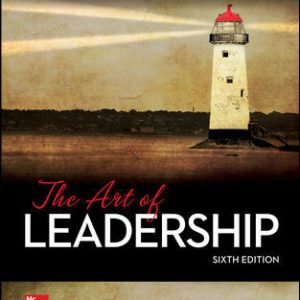 Test Bank For The Art of Leadership 6th Edition By Manning