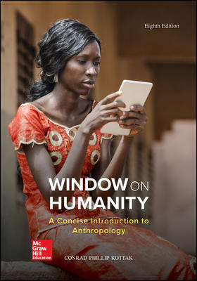 Test Bank For Window on Humanity: A Concise Introduction to General Anthropology 8th Edition By Kottak