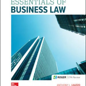 Test Bank for Essentials of Business Law 10th Edition By Liuzzo