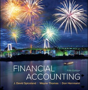Test Bank for Financial Accounting 5th Edition By Spiceland