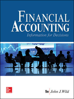 Test Bank for Financial Accounting: Information for Decisions 9th Edition By Wild