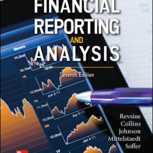 Test Bank for Financial Reporting and Analysis 7th Edition By Revsine
