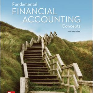 Test Bank for Fundamental Financial Accounting Concepts 10th Edition By Edmonds