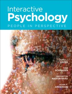 Test Bank for Interactive Psychology: People in Perspective by Gross