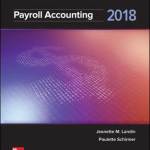 Test Bank for Payroll Accounting 2018 4th Edition By Landin