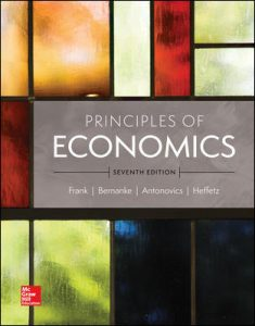 Test Bank for Principles of Economics 7th Edition By Frank