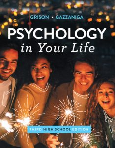 Test Bank for Psychology in Your Life 3rd Edition by Grison