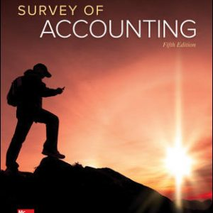 Test bank for Survey of Accounting 5th Edition By Edmonds