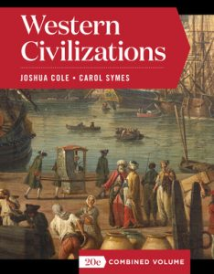 Test Bank for Western Civilizations Full 12th Edition Volume A by Cole